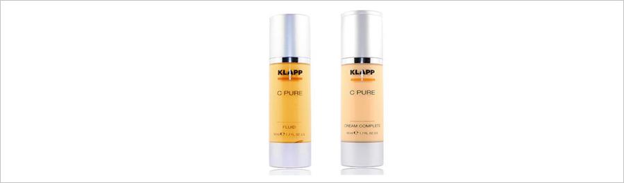 С Pure - осветляющая линия с витамином С
