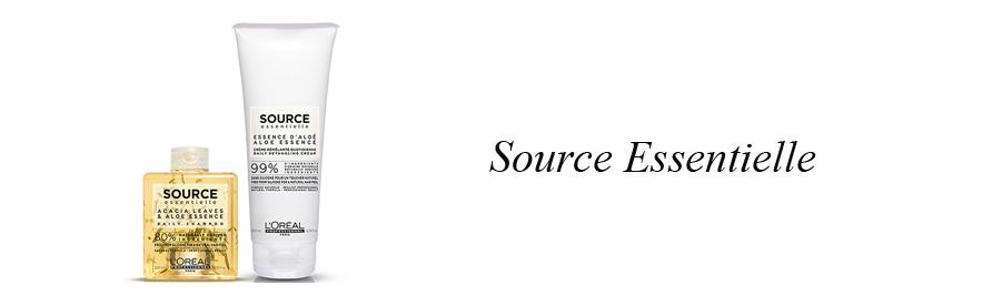 Source Essentielle - натуральный уход за волосами