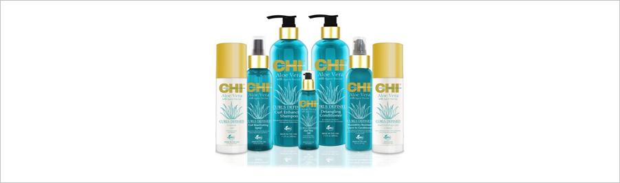 CHI ALOE VERA - для всех типов кудрявых волос