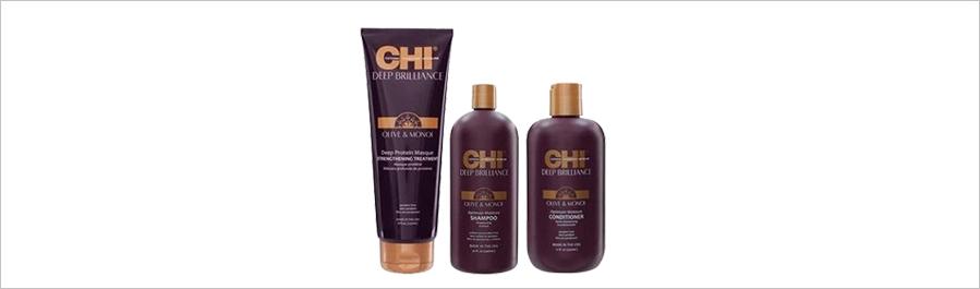 CHI DEEP BRILLIANCE OLIVE & MONOI - блеск и оптимальное увлажнение