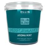 OLLIN Blond Осветляющий порошок с ароматом мяты