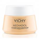Крем-уход для нормальной кожи в период менопаузы, компенсирующий комплекс Vichy Neovadiol