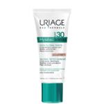 Уход тональный SPF 30 Hyseac Uriage
